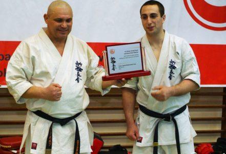 Seminarium z sensei Valeri Dimitrov 02.2012