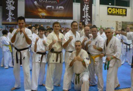 Seminarium z Mistrzem Świata – Norichika Tsukamoto  listopad 2011