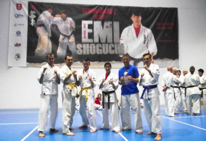 Seminarium z Emi Shoguchi 5-6.11.2016