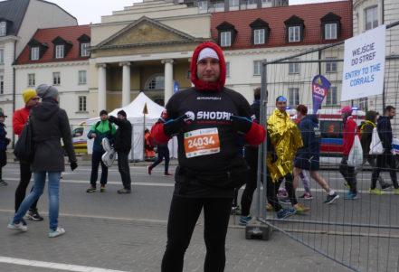 1/2 Maraton Warszawski