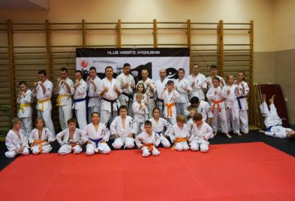 Trening z Mistrzem Europy Maciejem Mazurem