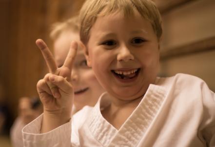 Trening dzieci – Listopad 2017