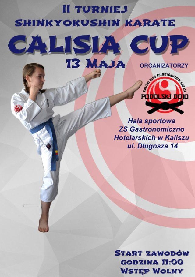 Calisia Cup 13 maja w Kaliszu