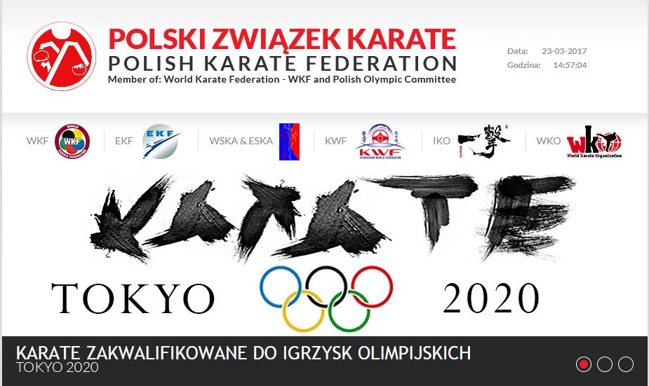 Shodan Łódź członkiem Polskiego Związku Karate