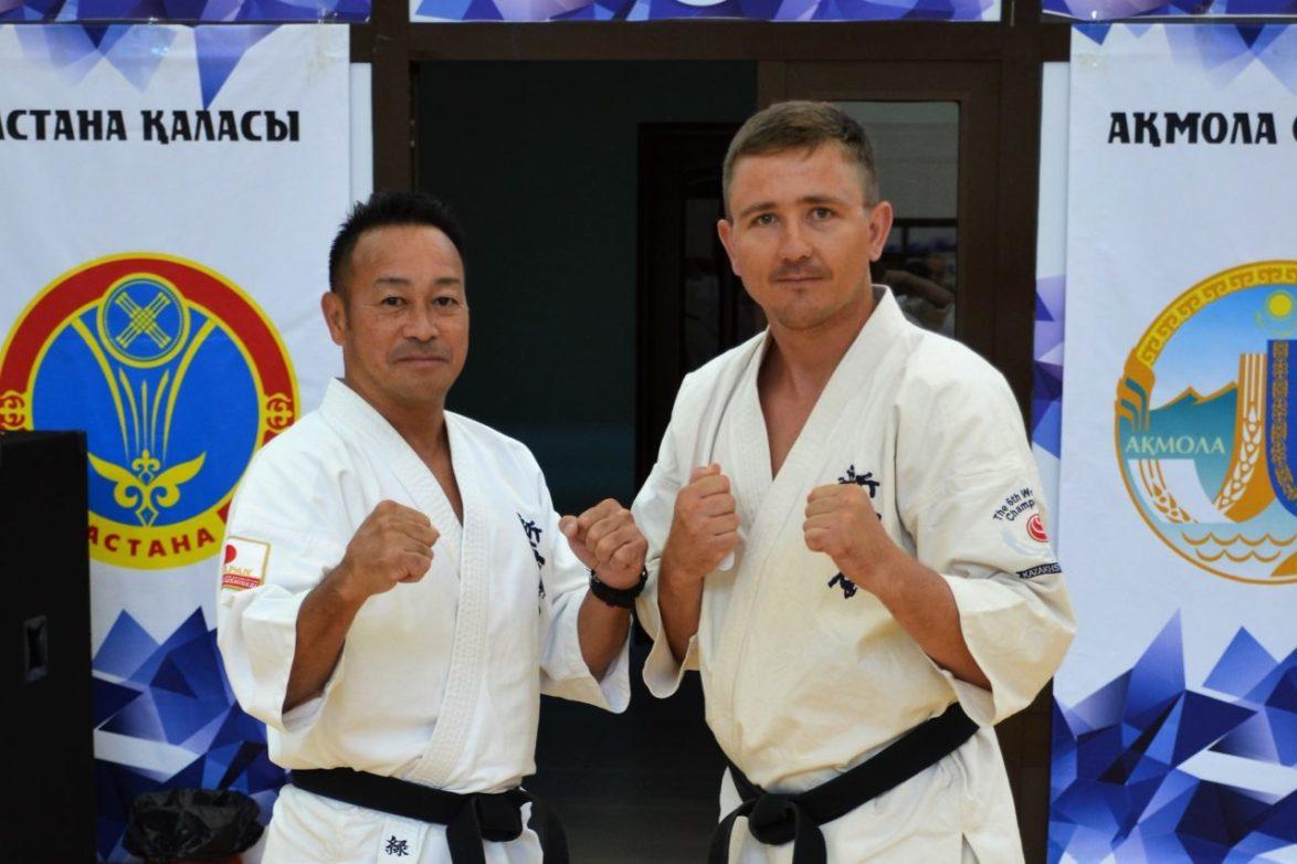 Światowe Seminarium Shinkyokushin w Kazachstanie