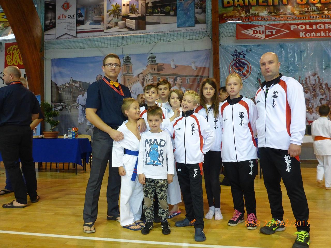 Turniej o Puchar z Żeliwa 2017 – kolejny sukces naszych młodych zawodników.