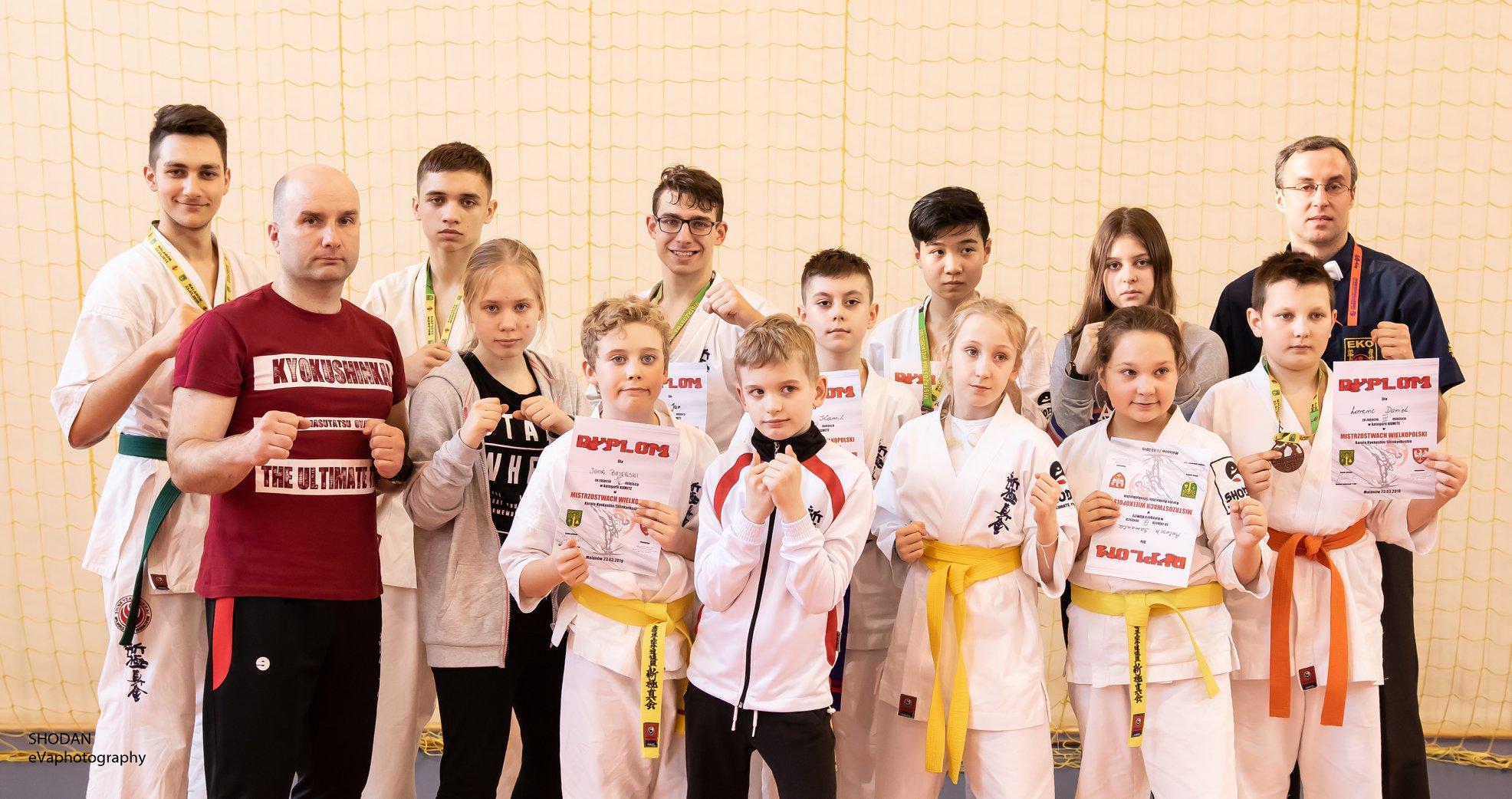 Otwarte Mistrzostwa Wielkopolski 2019