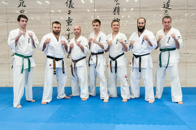 Seminarium kumite z Mistrzem Świata