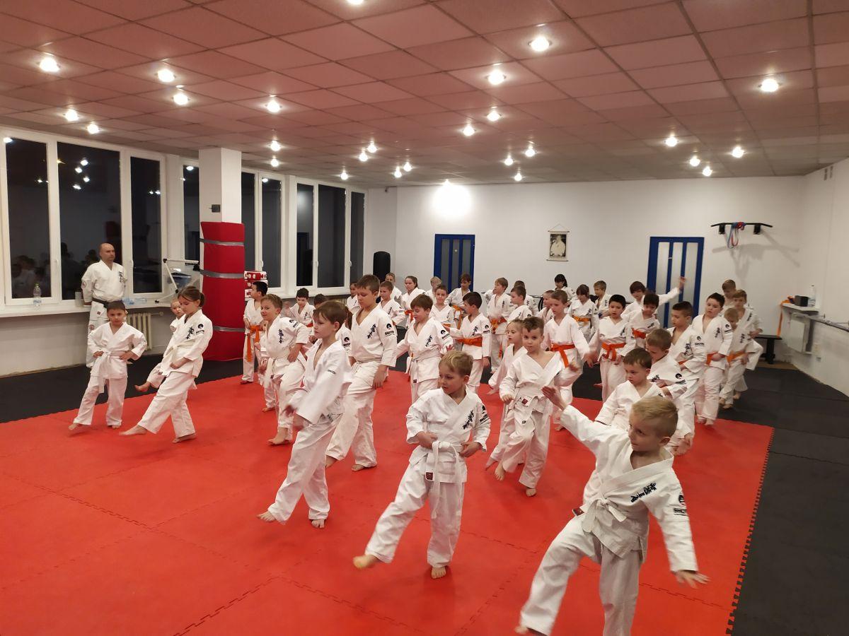 Zapisy na karate trwają