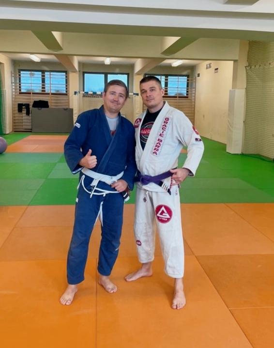 Brazylijskie jiu-jitsu w Klubie Shodan!