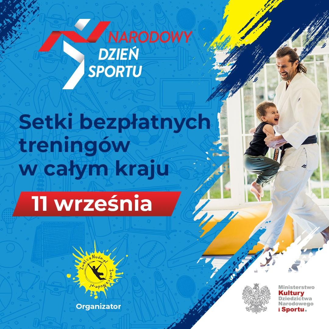 Narodowy Dzień Sportu w naszym Klubie!