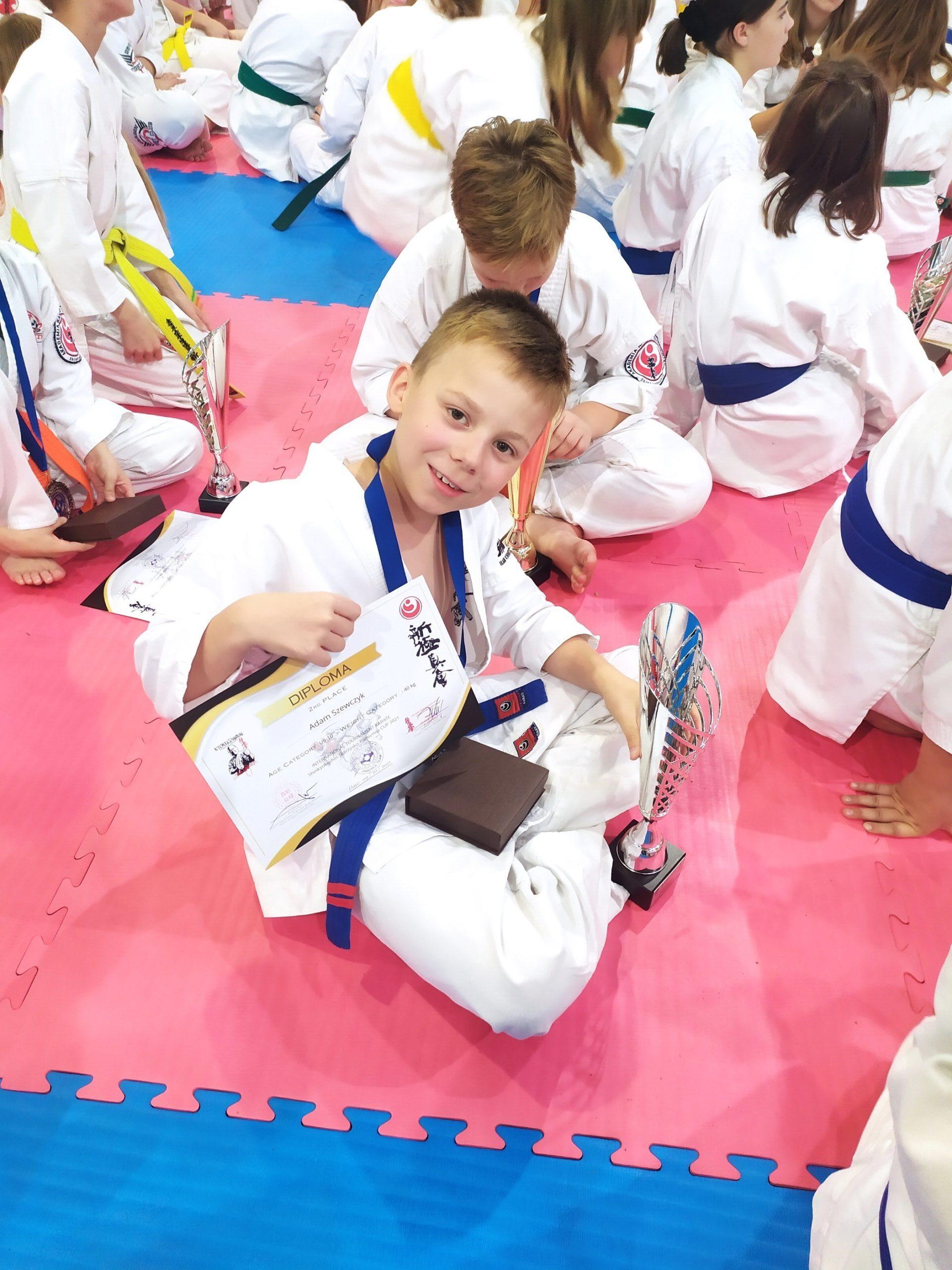4 medale na VII Międzynarodowym Turnieju w Skarżysku Kamiennej